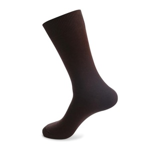 Image 4 - 12PCS = 6 זוגות 46, 47,48, 49,50 איחוד אירופי בתוספת גודל ארוך מוצק צבע גרבי גברים