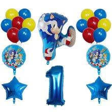 Latex Balloon Party-Decoration Super-Hero Arch-Garland-Kit Air-Globos Brithday-Theme
