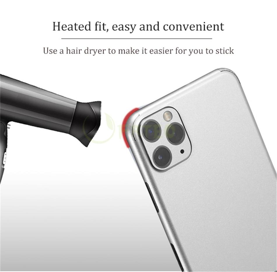 11 pro max 11 pro adesivo eco-amigável