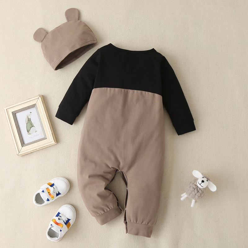 Купить детский комбинезон с длинным рукавом на возраст 0 18 месяцев