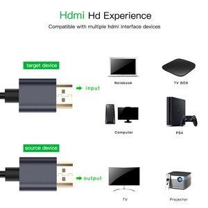 Image 3 - Robotsky HDMI кабель 2,0 в высокоскоростной позолоченный HDMI кабель 4K 1080P 3D для PS3 проектора ТВ