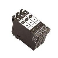 3 pacote para epson t502 xl tinta compatível para epson expressão casa XP-5105 XP-5100 força de trabalho WF-2860DWF WF-2865DWF xp5105 WF-2860