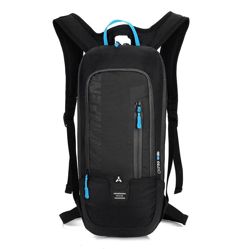 Сверхлегкий 6л нейлоновый водонепроницаемый велосипедный рюкзак MTB велосипед сумка для воды Велоспорт Туризм Кемпинг езда бег гидратация