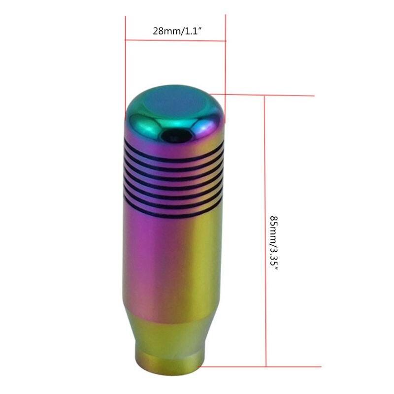 Алюминиевая ручка переключения передач для honda accord рычаг