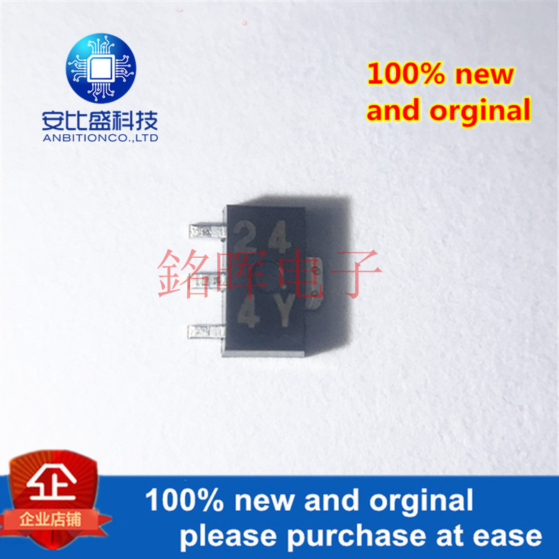 10pcs 100% New And Orginal RD24P-T1 RD24 Silk-screen 24 SOT89 1W In Stock