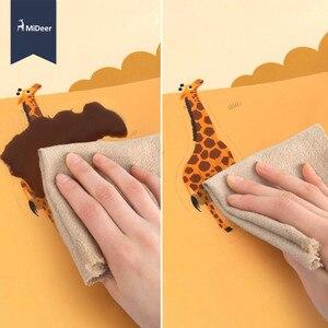 Image 5 - MiDeer חדש לשימוש חוזר מדבקות ספר משחק Pad אוסף צעצועים חינוכיים לילדים פאזל מתנה נשלף רקע סצנות