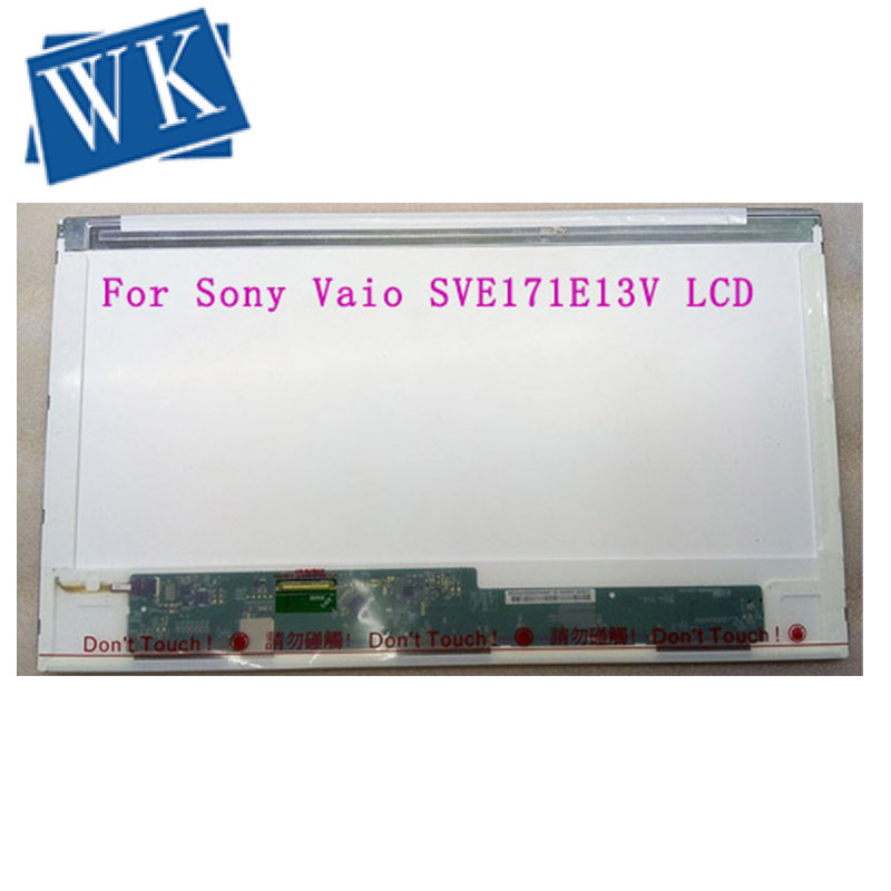 For Sony Vaio SVE171E13V LCD Screen LED Display 17.3