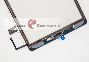 Image 4 - 10Pcs/lot For iPad 9.7 (2018 Version)  6 6th Gen A1893 A1954 Touch Screen Digitizer Glass With Home Button