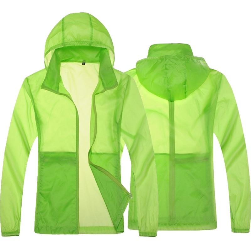 Summer Outdoor Large Size Skin Dust Coat Anti-UV Coat Men's Breathable Sun Protection Clothing Women's Beach Kuai Gan Yi Thin Lo