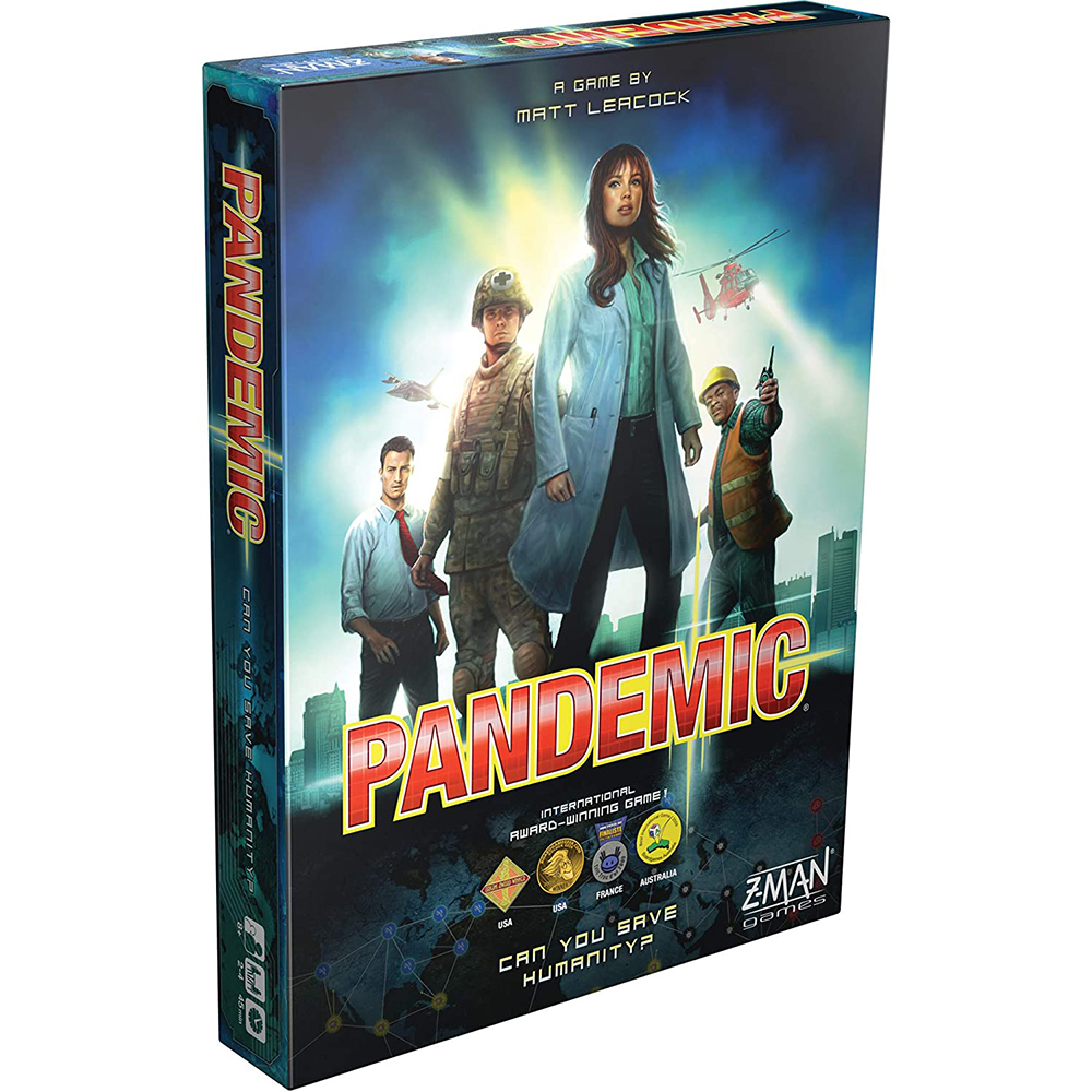 Pandemic Board Game Party Home Xmas Gift