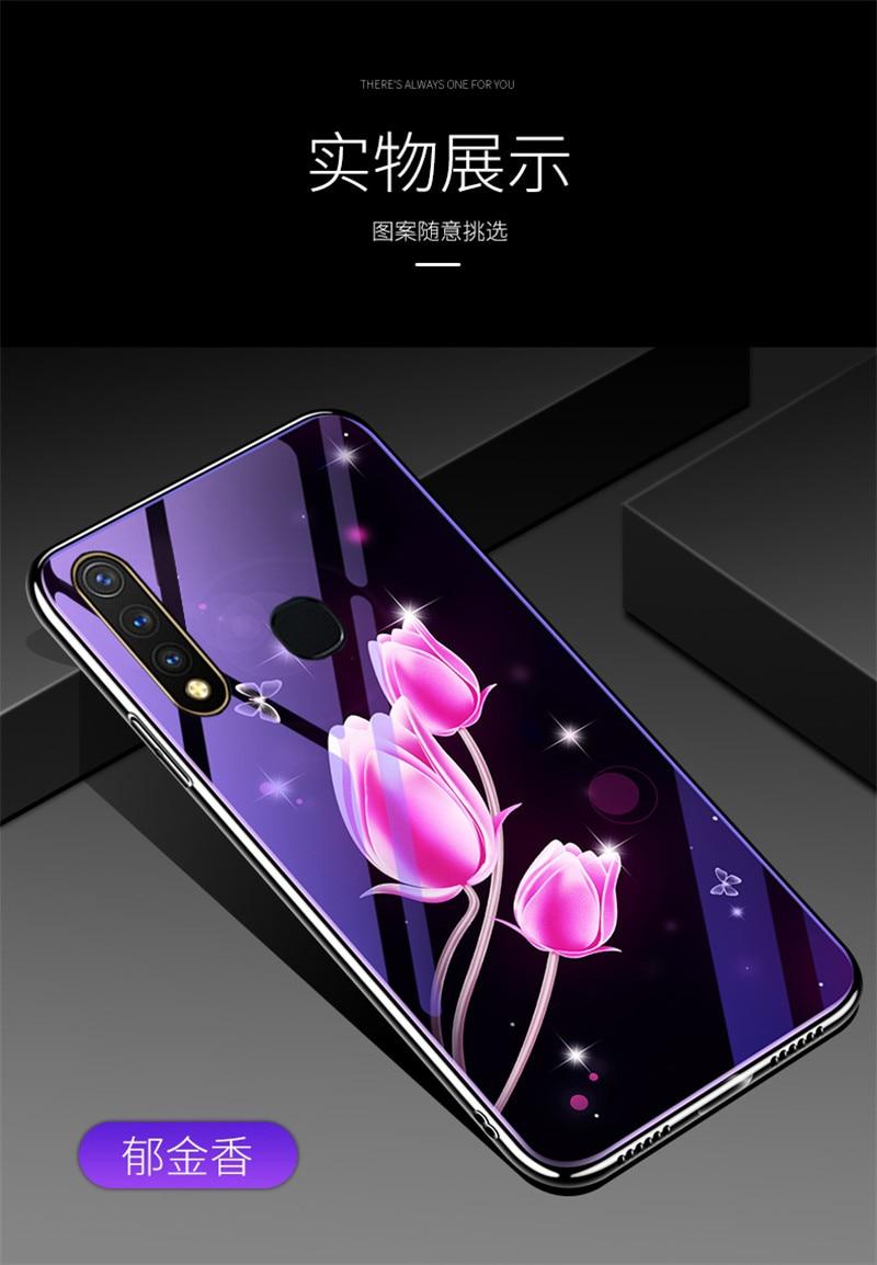 苹果x紫光玻璃壳_13