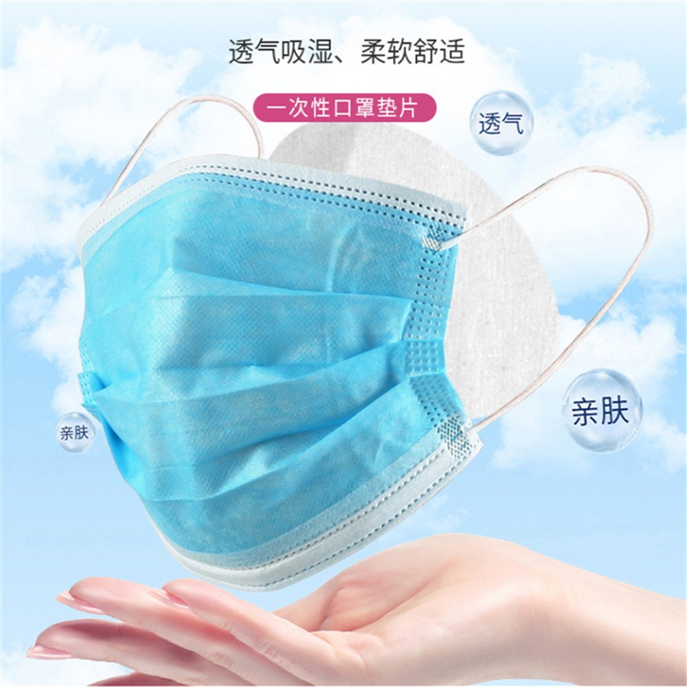 Image 3 - N95 in stock 50pcs anti virus Mask Pre sale 50Pcs mouth mask 