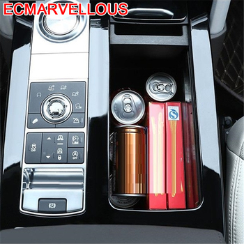 Auto Control System Cup Automobile Decorative Modified Car Styling Sticker Strip Bright Sequins 18 19 FOR Land Rover Discovery 5