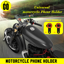Motorcycle phone holde Aluminum CNC Mobile Phone Holders Stands