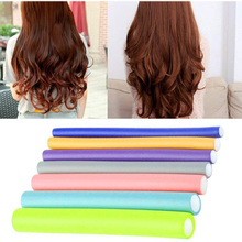42pcs Flexible Curling Rods Magic Curler Roller Non Heating Styling Tools