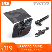 Instock Tiltaing מיני מט תיבת עבור DSLR ראי סגנון מצלמות Tilta עדשת הוד אביזרי tilta mattebox