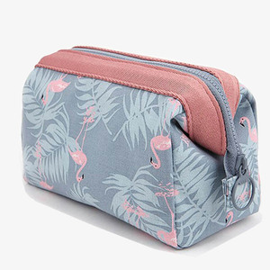 New Women Cosmetic Bag Portable Cute Mul