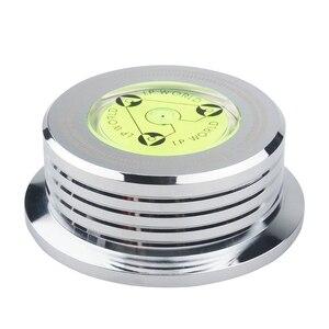 Image 2 - Evrensel 60Hz LP vinil plak çalar disk pikap sabitleyici ağırlığı kelepçe Q81F