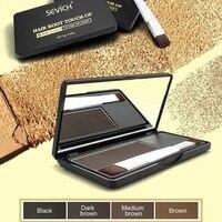 Sevich 8G Haarwortel Touch-Up Haarlijn Poeder Haar Styling 4 Kleuren Waterbestendig Haar Shadow Poeder voor Haar Lijn Concealer
