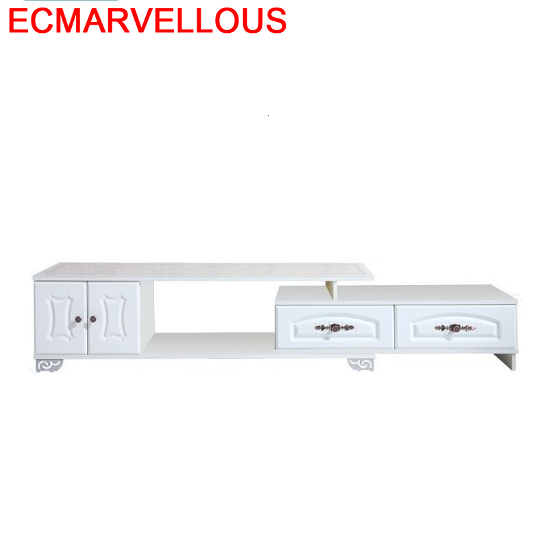 Center Riser Moderne Lemari Meuble Tele Flat Screen Lift Wood Monitor Stand Table Mueble Living Room Furniture Tv Cabinet