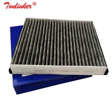 Cabin Filter 30780376/ 30780377 1 Pcs For Volvo C30 C70 II 2006-2013/S40 V50 2003-2012 Model Carbon Air conditioning