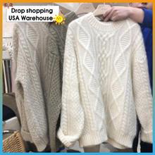 2020 новый стиль для осени и зимы корейский пуловер льняной