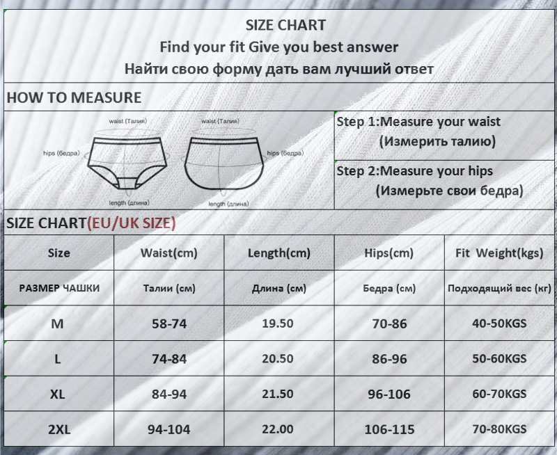 FINETOO Women's Panties Underwear Intimates Comfort Sexy Low-Rise Cotton Briefs 3pcs/Lot
