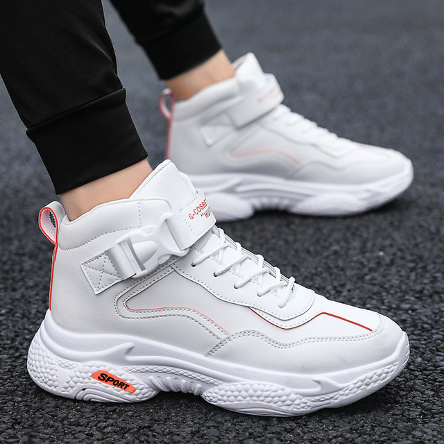 2019 Mens Shoes Casual Slip On Breathable Hot Sale Air Cushion Keep warm Sneakers Men Shoes Spring Shoes Outdoor Flats Shoes 17