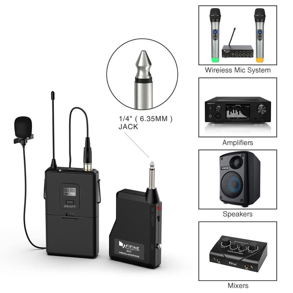 Micro-cravate, Mini micro à revers et récepteur Portable