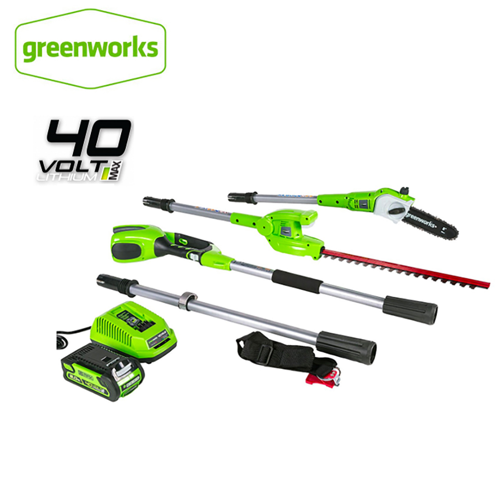 Greenworks 20302 G-MAX 40V 8-Inch ...