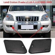 Противотуманные фары на передний бампер для Toyota Land Cruiser Prado LC120 FJ120 2003-2009