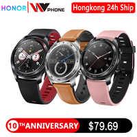 Huawei watch magia Honor Magico Orologio SmartWatch Frequenza Cardiaca Impermeabile Tracker Sonno Tracker di Lavoro