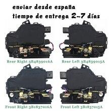 Free Shipping Door lock actuator 3B1837015A for VW Passat B5 Golf Jetta MK4 Beetle Door Lock Actuator Front Rear Left Right Side