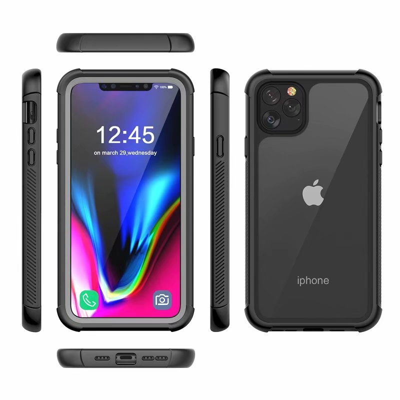 Shockproof Rugged Case for iphone11 Pro Max (3)