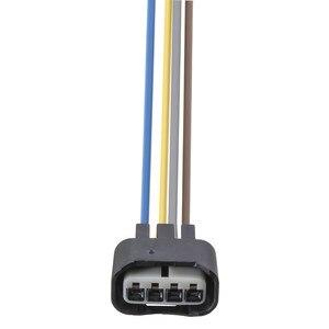 Image 3 - 4 sztuk samochodów złącze cewki zapłonowej wtyczki uprząż dla Toyota/Lexus OEM 90980 11885 2AZFE1ZZFE