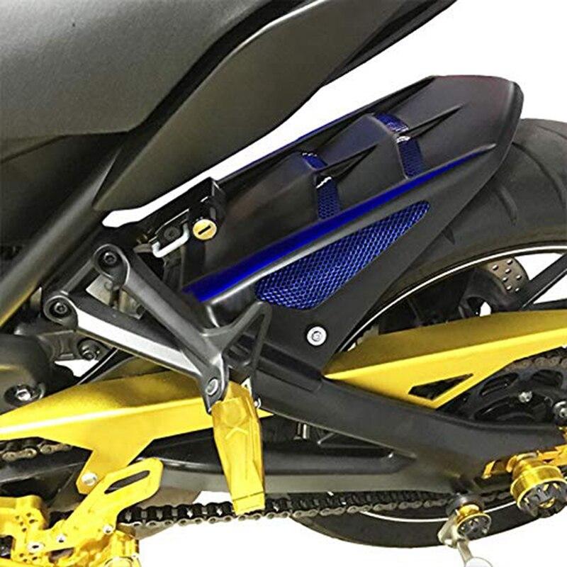 Motosiklet arka tekerlek Hugger çamurluk çamurluk çamur Splash Guard Yamaha MT 09 FZ 09 FJ 09 XSR900 MT09 Tracer 2014 2018 title=