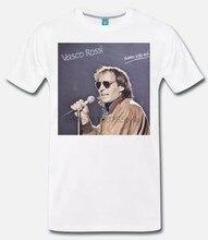 Camiseta MAGLIA VASCO ROSSI álbum SIAMO SOLO NOI CANTAUTORE ROCK - S-M-L-XL
