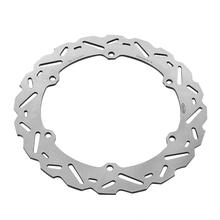 цена на New Front Brake Disc Rotor Fits CB F 500 13-14 Stainless Steel 2013-2014 3.53 Lb Perfect Replacement For Original Rear Disc