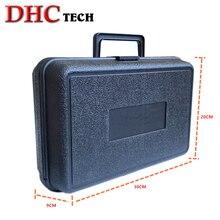 Высококачественный пластиковый герметичный ящик для инструментов, защитное оборудование, ящик для инструментов, чемодан, устойчивый футляр для инструментов