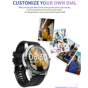 Image 4 - Cuộc Gọi Bluetooth Thông Minh Nam Nữ Cảm Ứng Đầy Đủ Vòng Đồng Hồ Thông Minh Smartwatch Nhịp Tim Theo Dõi Thể Thao Đồng Hồ Dành Cho Android IOS 2020