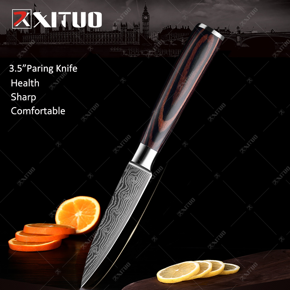 3.5 in Paring knife
