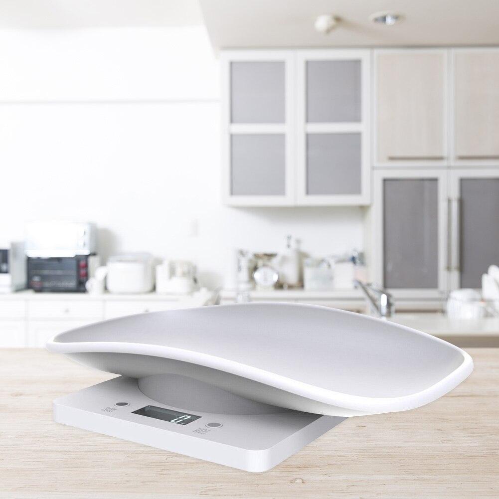 Цифровые Мини-весы с ЖК-дисплеем, электронные точные Многофункциональные кухонные весы для выпечки, точное измерение, инструмент-4
