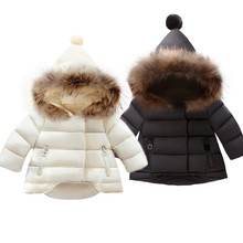 2020 Winter Baby Girl Boys Clothes Jackets Snowsuit Coat War