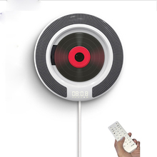Bluetooth Speakers Cd-Player Remote-Control Usb-Charging Wall-Mounted Wireless Learning-Tf-Card