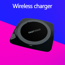 Silicone anti skid Wireless Charger For iPhone 7 8 X XS 15W