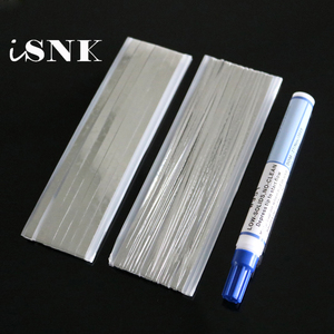 1.80x0.16mm 5.0x0.2mm solar cells tab bus bar wire for PV Ribbon Tabbing wire for DIY connect Strip Solar panel(China)