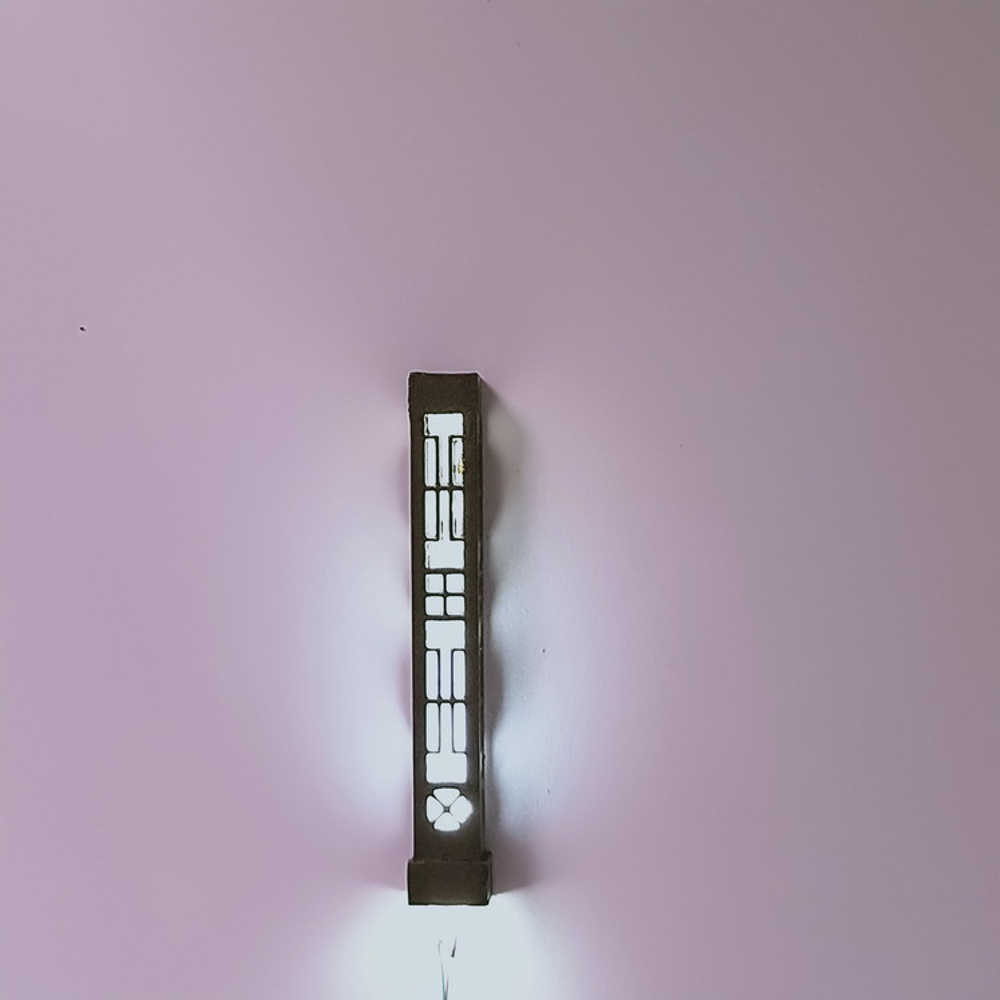 5 sztuk 1:100 modelu ogród światła HO skala 58mm/2.3 cal latarni lampy uliczne LED oświetlenie pojedyncze głowy układ krajobraz budynku zestawy