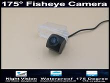 175 Degree 1080P Fisheye Lens Reverse Camera Parking Car Rear view Camera for Ford Kuga Escape 2013 2014 2015 Car Camera