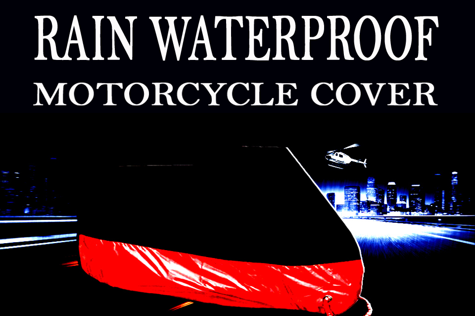 Motorcycle cover M L XL 2XL 3XL 4XL universal Outdoor UV Protector Scooter All