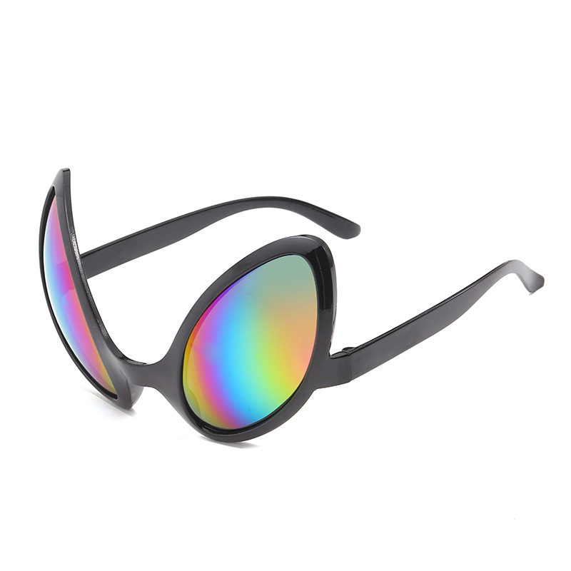 Alien Glasses Funny Glasses Prom Party Props Holiday Party Alternative Glasses Modeling Lenses